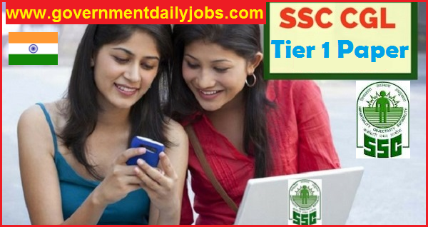 SSC CGL 2017 Set 1/1 Tier 1 Question Paper and Answers