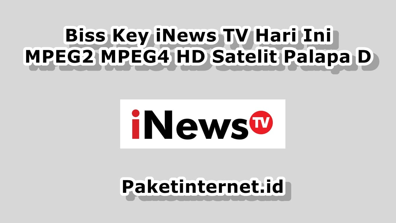 Biss Key Inews TV