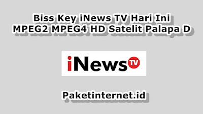 Biss Key Inews TV