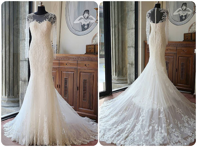 Inspiração: vestidos de noiva