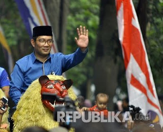 Ridwan Kamil Ungkap Alasan Tak Maju Lewat Gerindra di Pilgub Jabar 2018