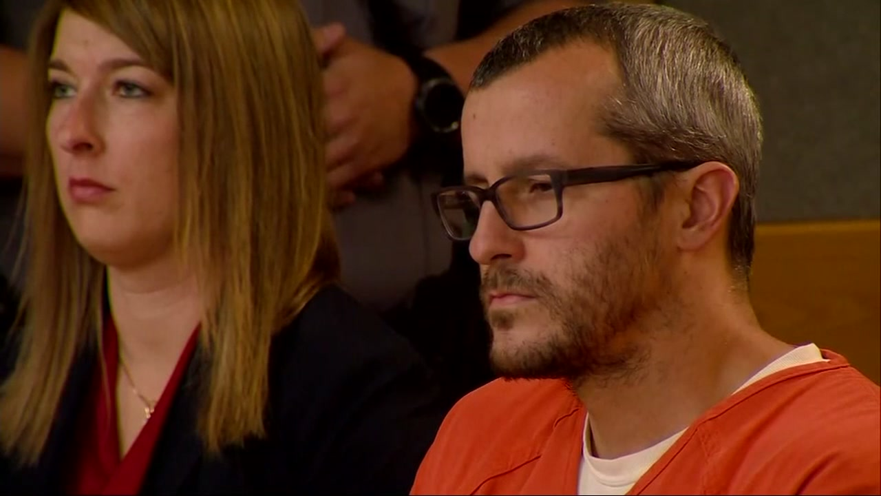 Prison : Chris Watts Gets Life In  For Killing Daughters And Pregnant Wife