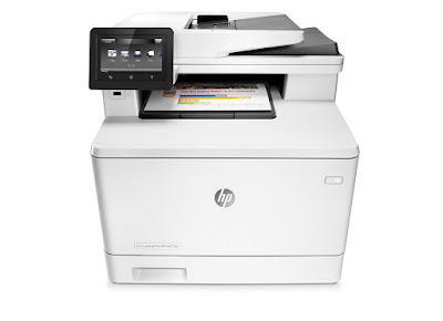 HP LaserJet Pro M477FDN Driver Download