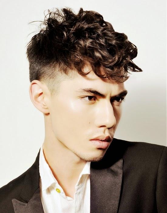 Estilos y peinados de moda sencillos cortes de pelo for Cortes de cabello corto para hombres