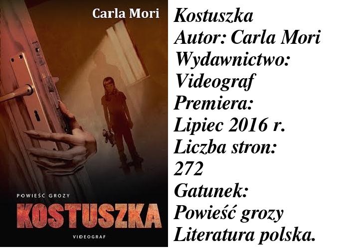"""""""Kostuszka"""" - dlaczego o tej książce jest tak cicho?!"""