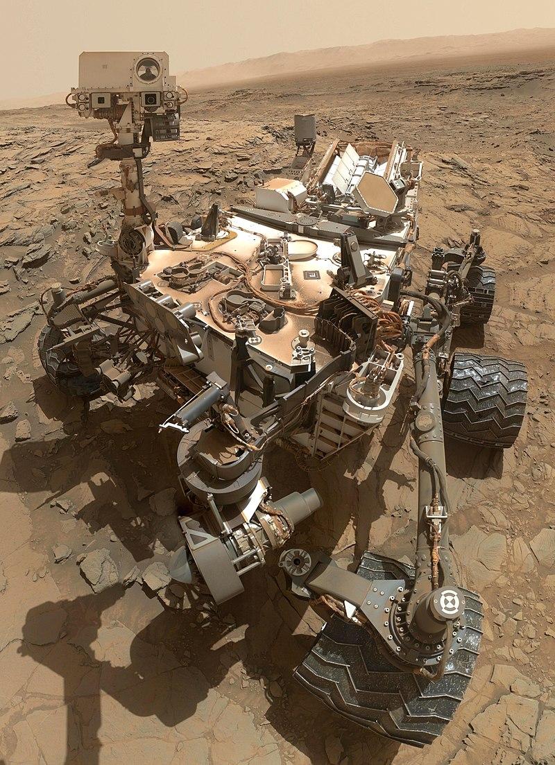 mars rover curiosity book - photo #14