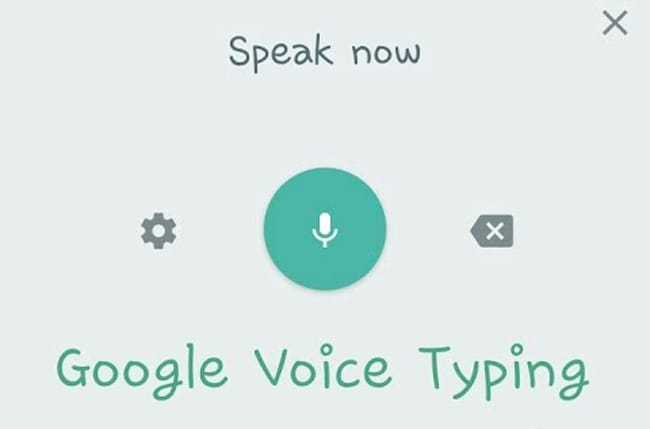 voice typing google blog