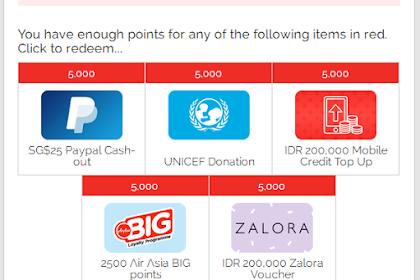Bukti Gajian $25 Paypal dari Situs Survey Online Terpercaya