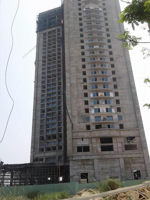 Khối khách sạn Four Points by  Sharaton