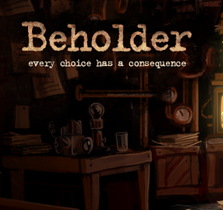 Beholder Pc Game 2016 Full