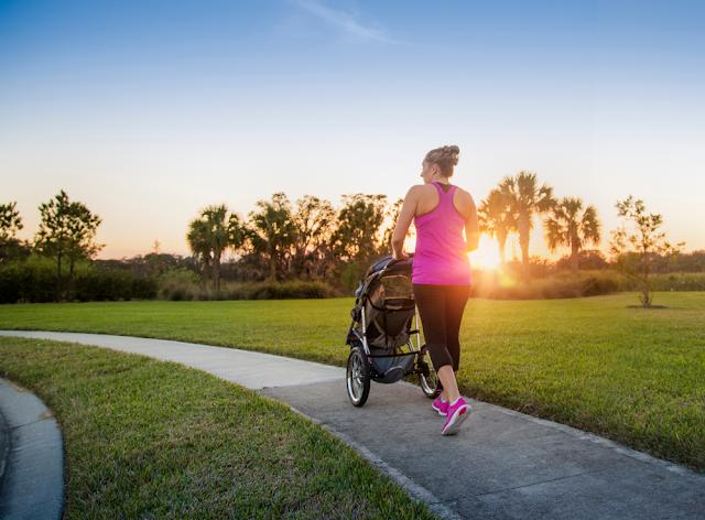 8 Jogging Stroller Terbaik di Dunia