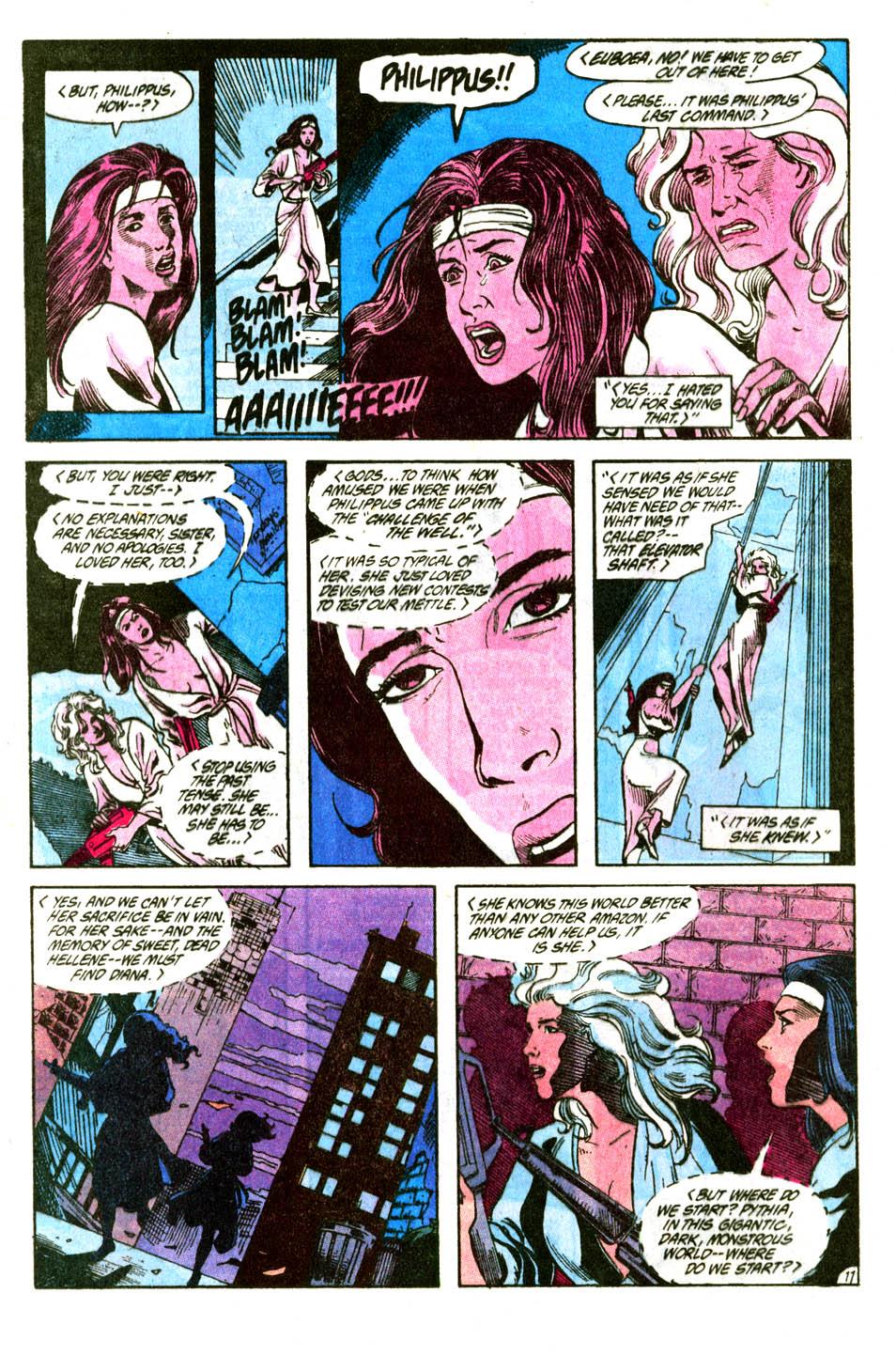 Read online Wonder Woman (1987) comic -  Issue #56 - 13