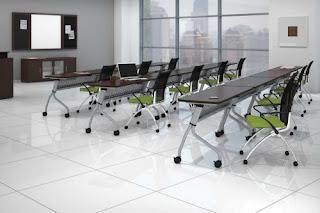 Mayline Sync Training Room Furniture