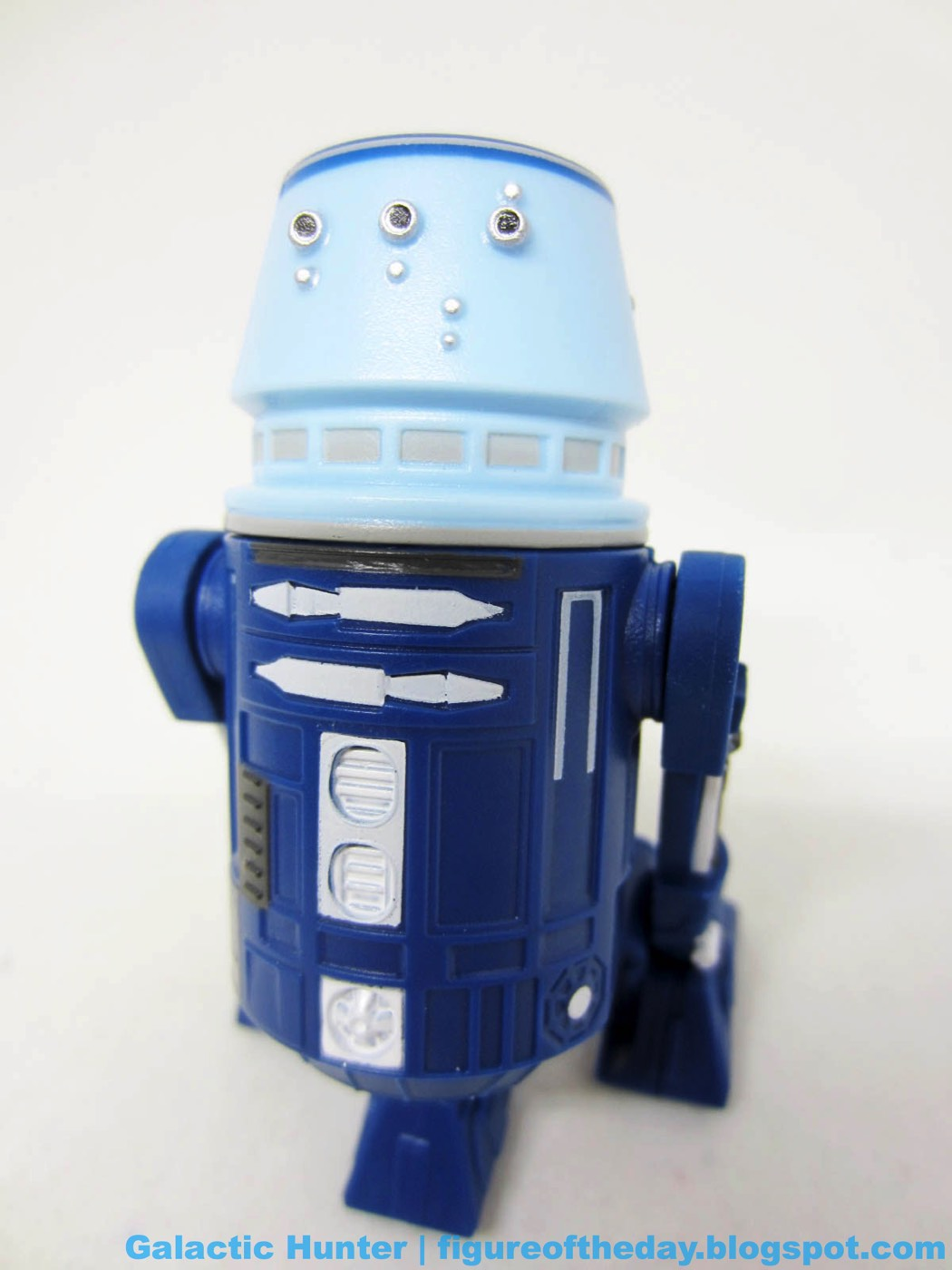 R5-013 Star Wars The Clone Wars Disney Droid Factory Build-a green Astromech