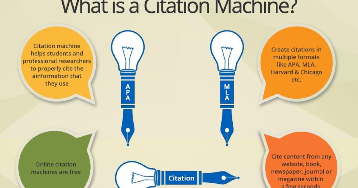 mla format citation machine
