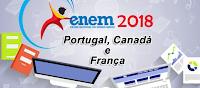 Universidades de Portugal, Canadá e França aceitam nota do ENEM