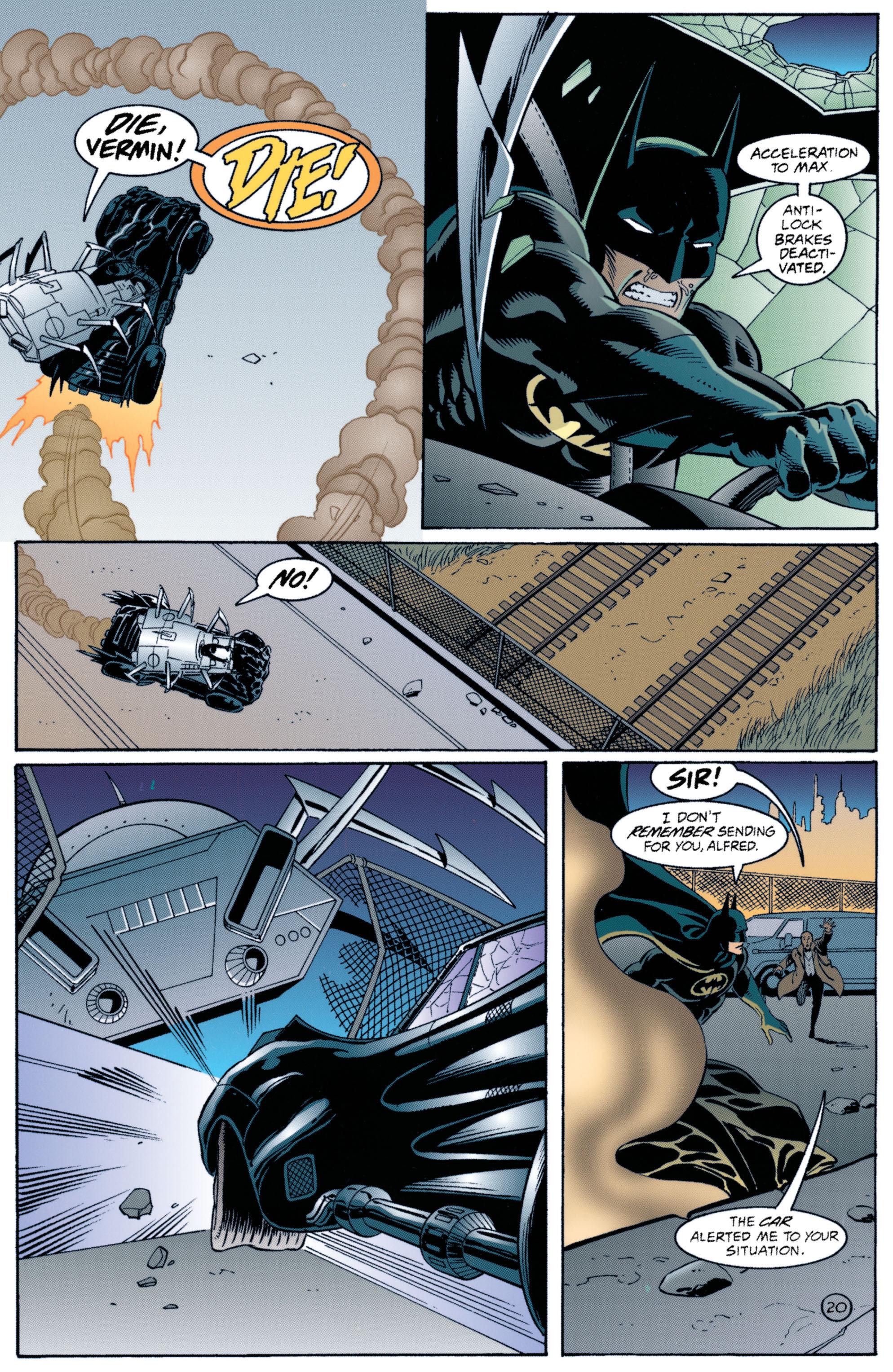 Detective Comics (1937) 718 Page 20