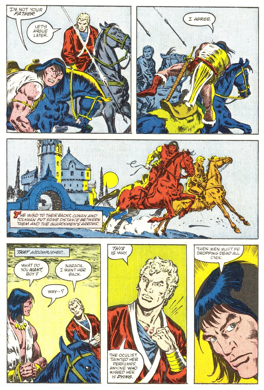Conan the Barbarian (1970) Annual_11 Page 20