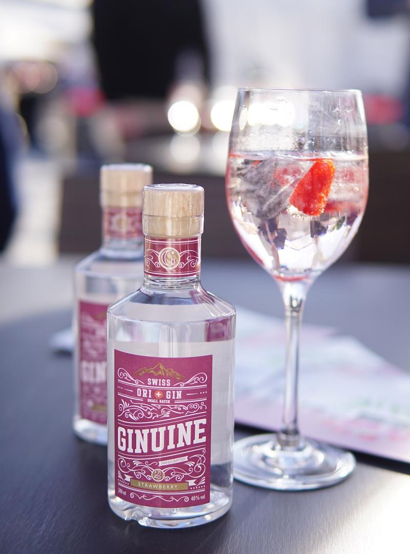 Taste of Helsinki 2018, ginuine