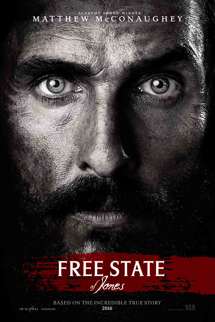 Póster: Free State of Jones