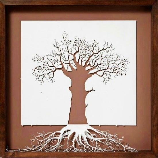 Kerajinan Tangan Dari Kertas, Aneka Kreasi Kertas 15