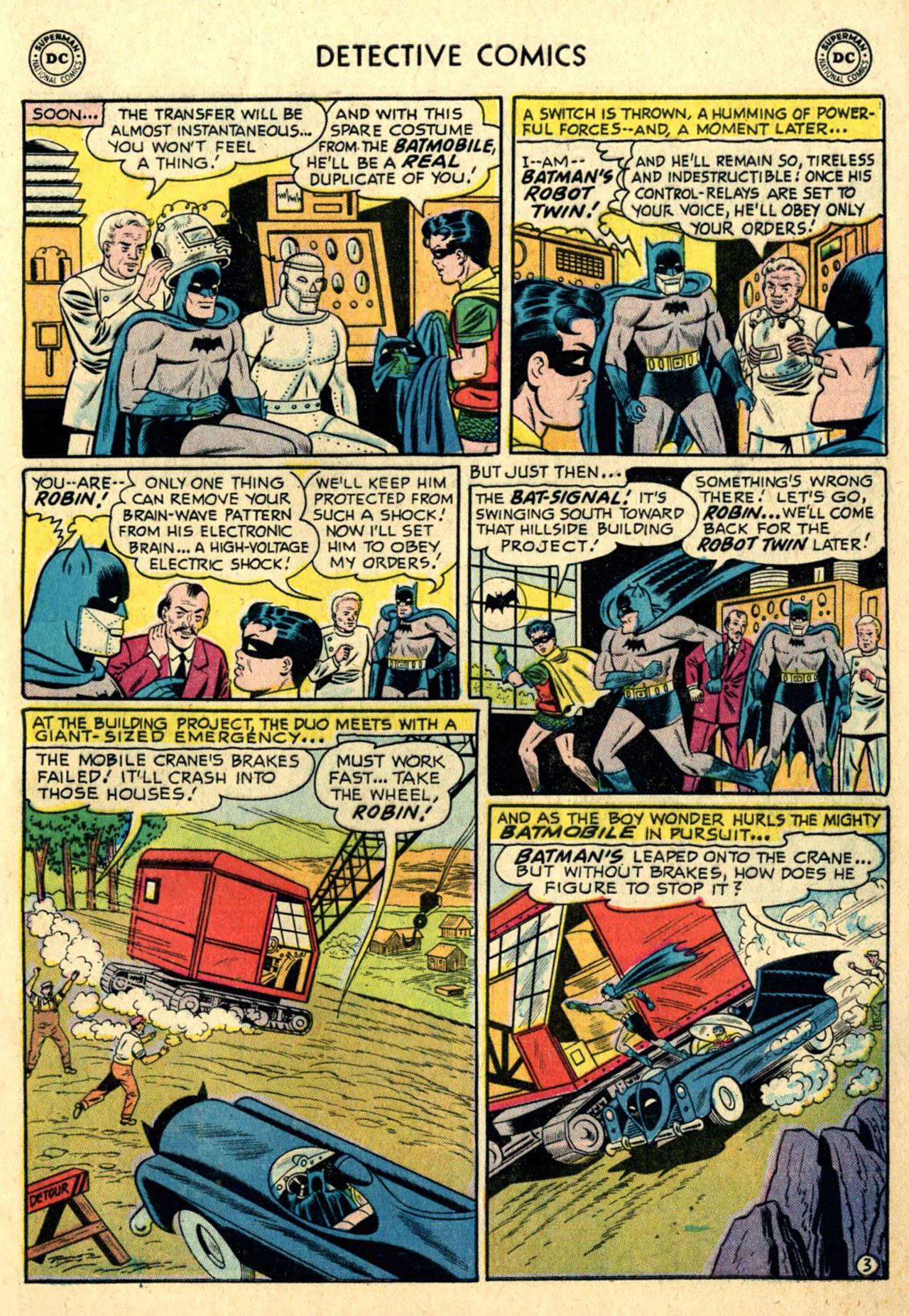 Read online Detective Comics (1937) comic -  Issue #239 - 5
