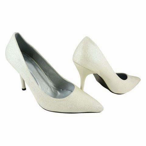 Chaussure mariage femme pas cher