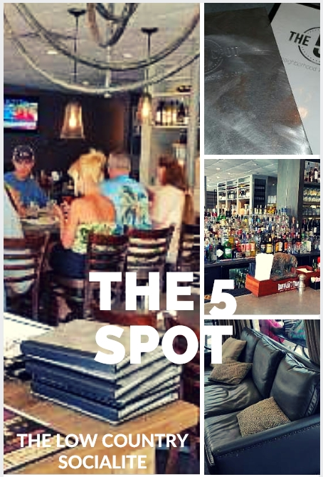 The 5 Spot Restaurant Savannah GA Habersham Village