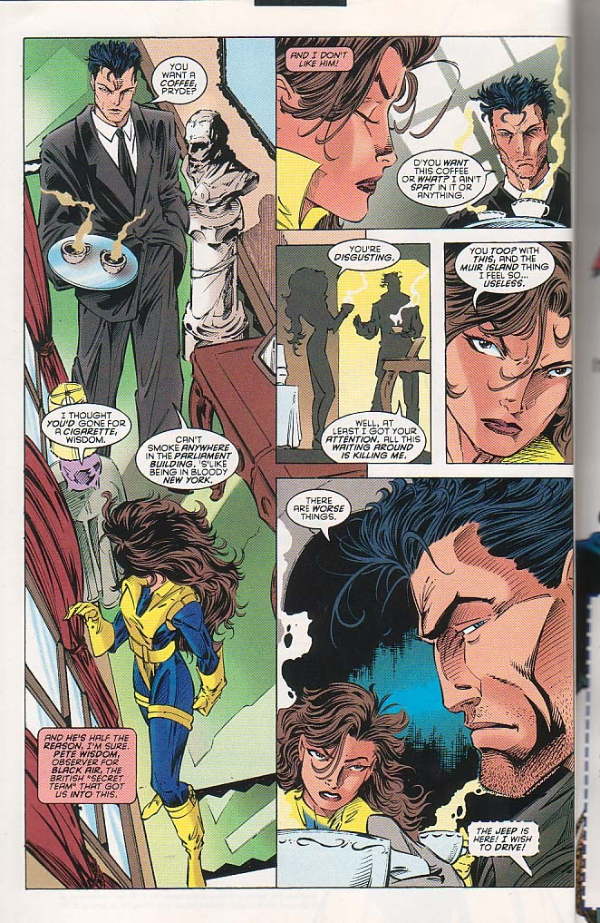 Excalibur (1988) issue 87 - Page 6