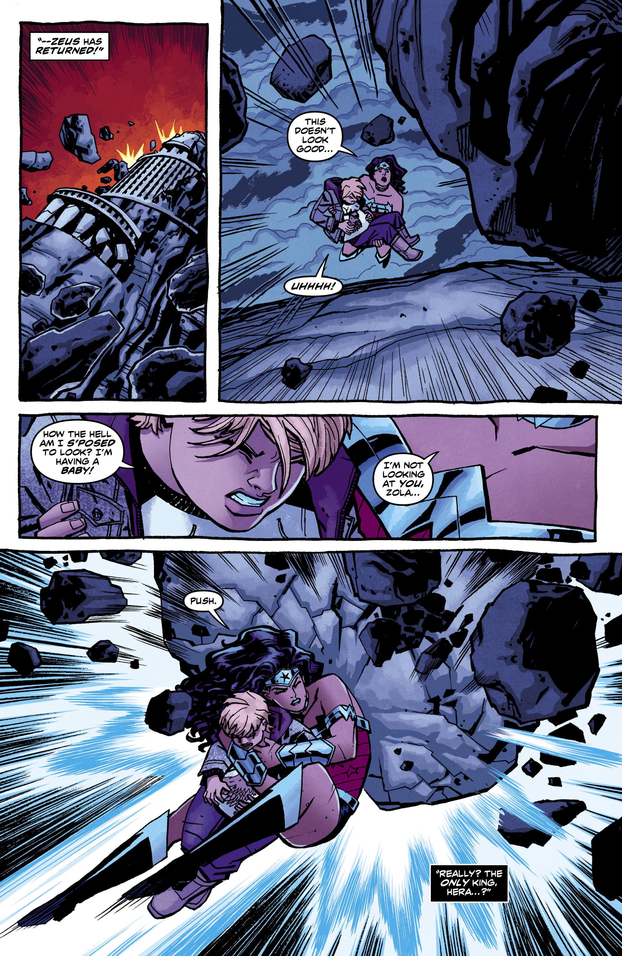 Read online Wonder Woman (2011) comic -  Issue #12 - 10
