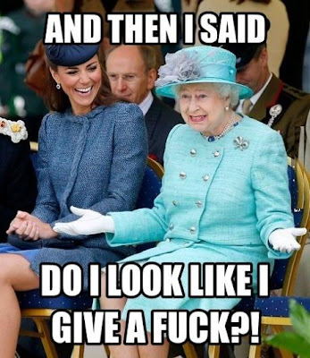 Queen Elizabeth meme