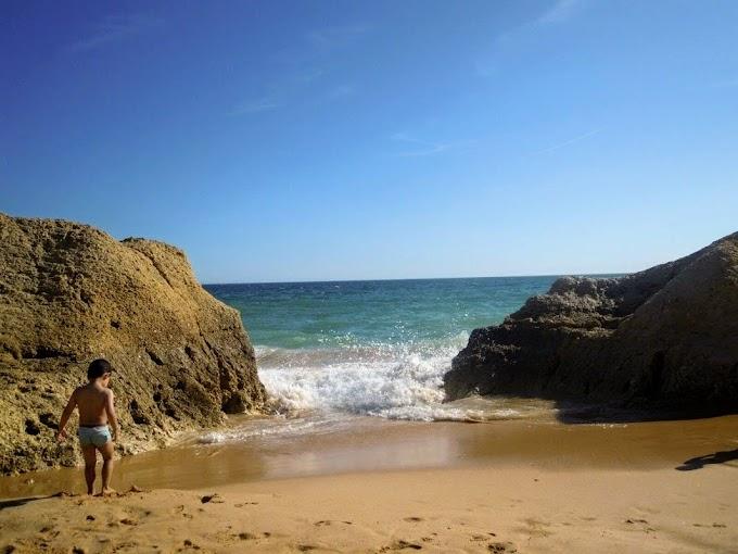 Al Algarve con niños
