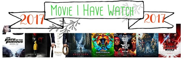 movies I have watch in 2017