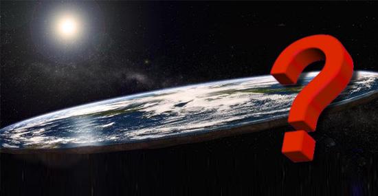 Teoria da Terra plana ganha força na internet - Outra conspiração - Capa Final