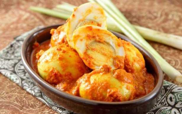 Resep Masakan Telur Masak Base Genep
