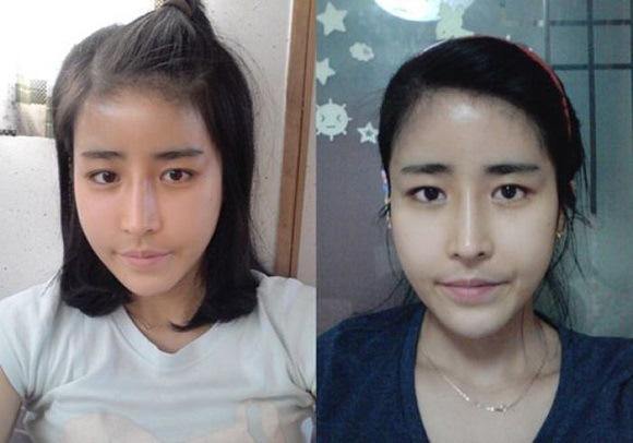 Wajah Asli Orang Korea Tanpa Operasi Plastik