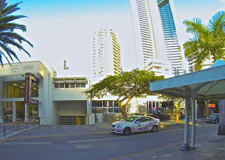 Police Station Surfers Paradise