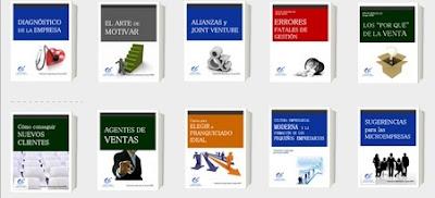 Libros empresariales gratis