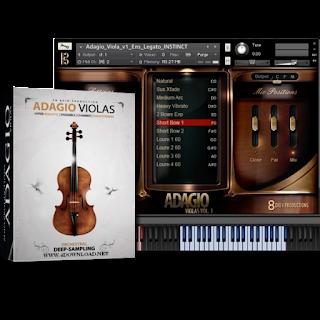 8Dio - Adagio Violins