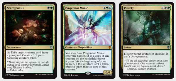 Magic the Gathering Adventures: Commander 2016: Multicolor