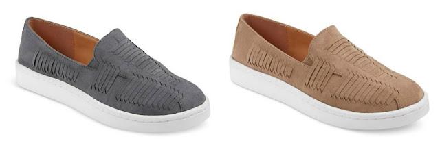 Mossimo Ramsi Slip On Sneakers $19 (reg $25)