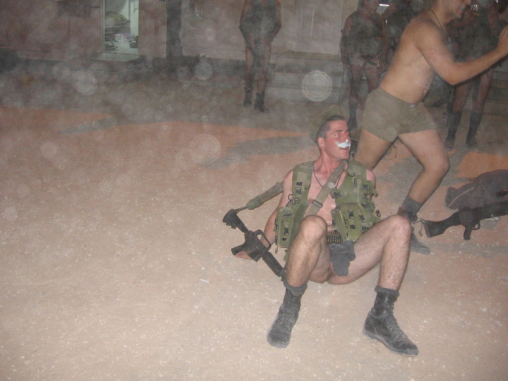female soldiers israeli Naked