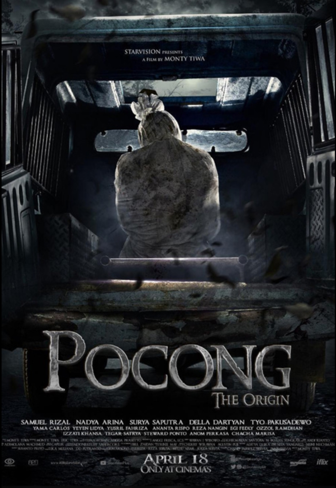 Download Film Pocong The Origin (2019) Full Movie Indonesia