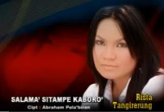 Download Lagu Toraja Salama' Sitampe Kaboro' (Rista Tangirerung)