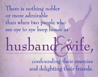 Husband Wife Relationship Quotes