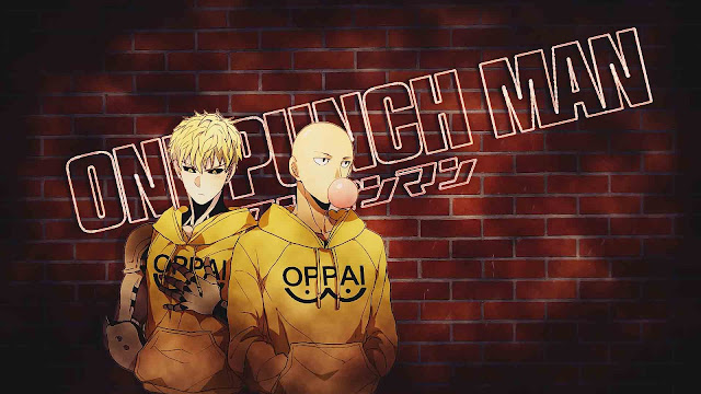 OPM 10 Anime dengan Main Character (MC) Badass Bag. I