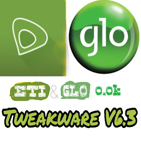etisalat and glo 0.0 on tweakware v6.3