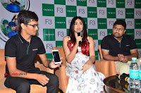 Bollywood Actress Adah Sharma Pos in White Printed Short Dress at OPPO F3 Plus Selfie Expert Mobile Launch .COM 0081.jpg