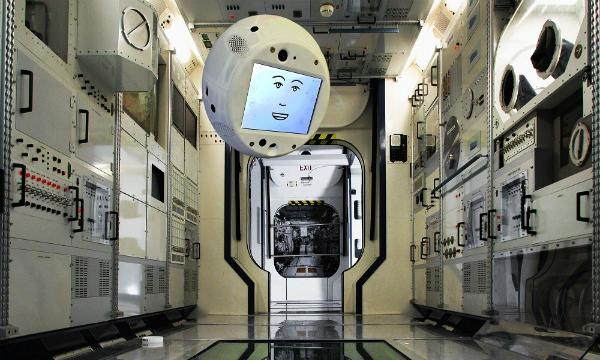 الكشف عن روبوت جديد سينتقل إلى الفضاء!