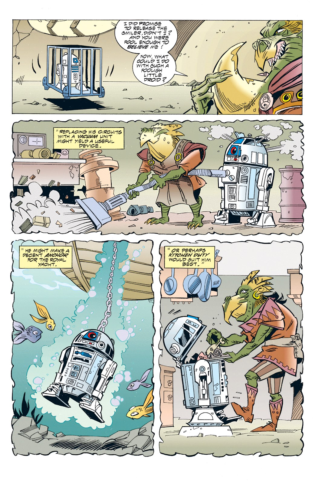 Read online Star Wars Legends Epic Collection: The Empire comic -  Issue # TPB 5 (Part 4) - 49